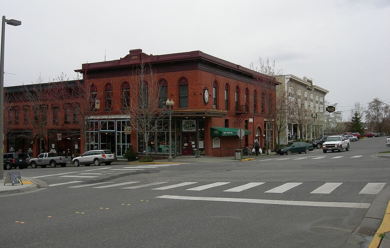 "Picture for article ""Fairhaven Historic District"""