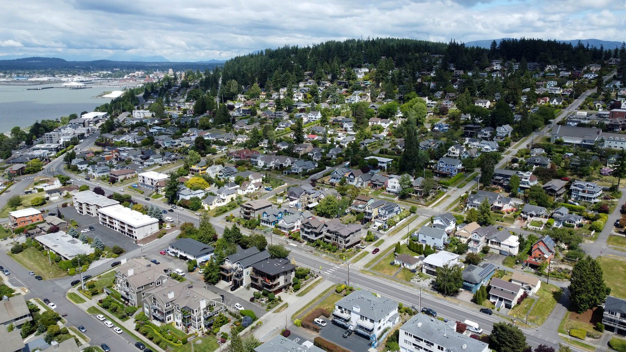 """Picture for article """"Bellingham Housing Market"""""""