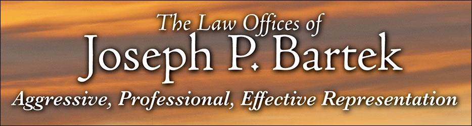 Bartek Joseph P Law Offices Of logo