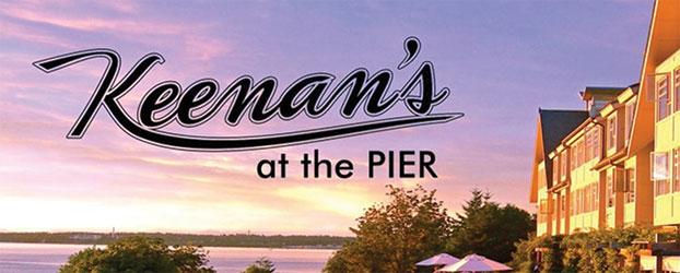 Keenan's At The Pier logo