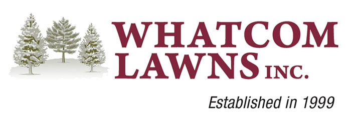 Whatcomlawns.com logo