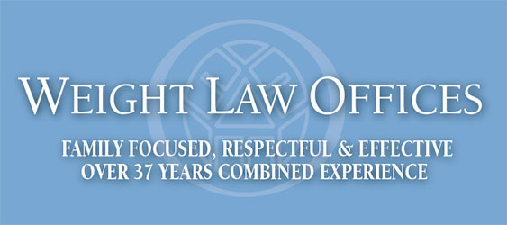 Weight Law Offices logo