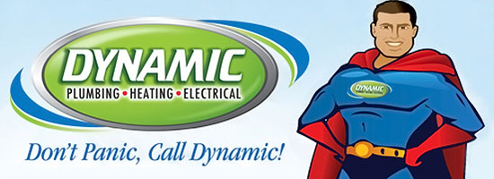 Dynamic Plumbing & Heating LLC logo