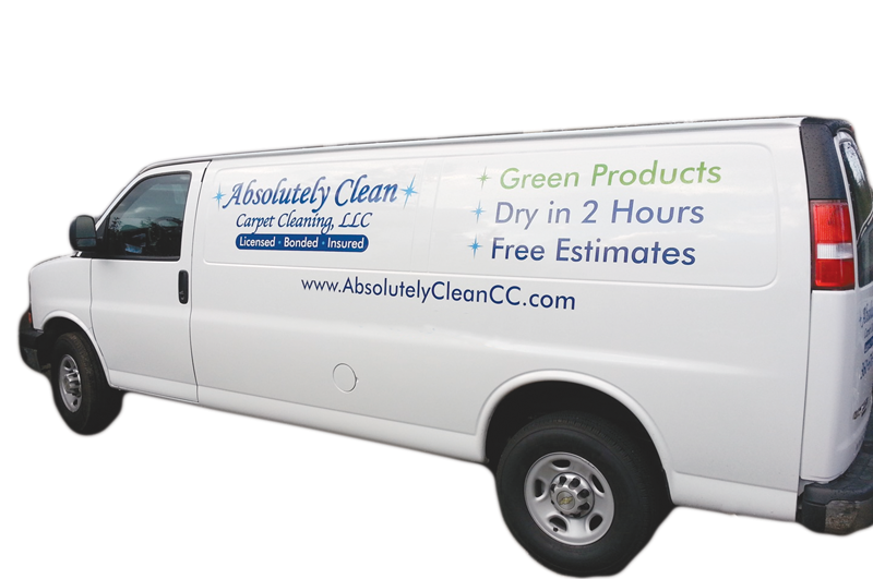 Absolutely Clean Carpet Cleaning LLC logo