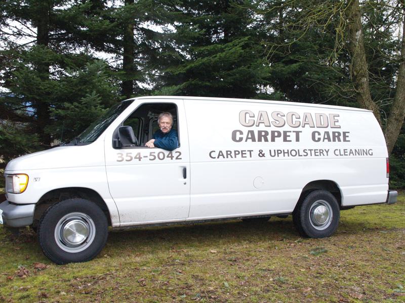 Cascade Carpet Care logo