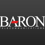 Baron Telecommunications logo