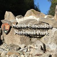 North Cascades National Park logo