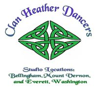 Clan Heather Dancers logo