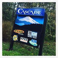 Cascade Radio Group logo