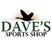 Dave's Sports Shop logo