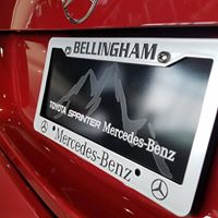 Mercedes-Benz of Bellingham logo