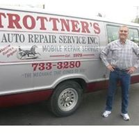 Trottner's Auto Repair Service Inc logo
