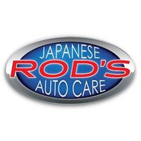 Rod's Japanese Auto Care logo