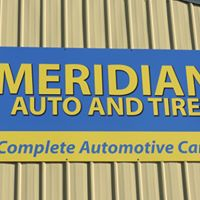 Meridian Auto And Tire logo