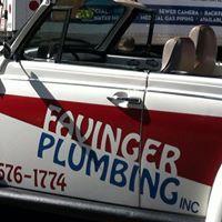 Favinger Plumbing Inc logo