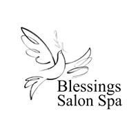 Blessings Salon Spa logo