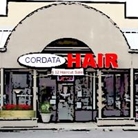 Cordata Hair logo