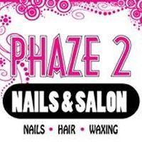 Phaze 2 Nails & Salon logo