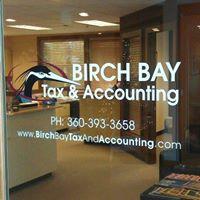 Birch Bay Tax & Accounting logo