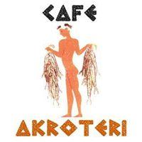 Cafe Akroteri logo