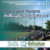 Bellingham Whatcom County Tourism logo