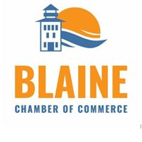 Blaine Chamber Of Commerce logo