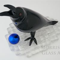 Morrison Christopher Glass Art logo