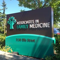 Associates In Family Medicine logo