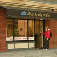 Village Family Health logo