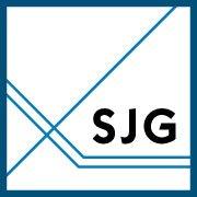 St John Glass logo
