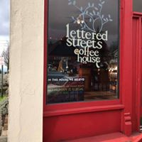 Streets Coffeehouse Lettered logo