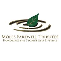 Moles Farewell Tributes logo