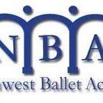 Northwest Ballet Academy logo