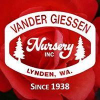 Vander Giessen Nursery logo