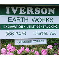 Iverson Earth Works LLC logo