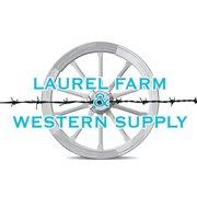 Laurel Farm & Western Supply logo