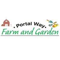 Portal Way Farm And Garden logo