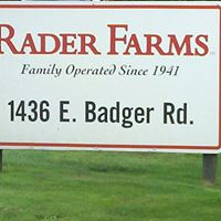 Rader Farms Inc logo