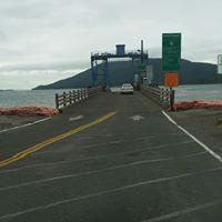 Lummi Island Ferry logo
