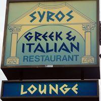 Syros Greek & Italian Restaurant logo