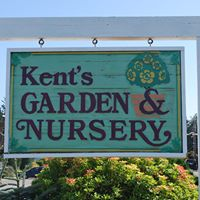 Kent's Garden & Nursery logo