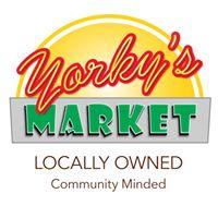 Yorky's Market logo