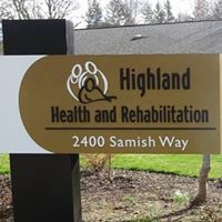 Highland Health and Rehabilitation logo