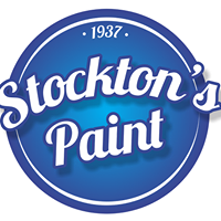 Stockton's Paint logo