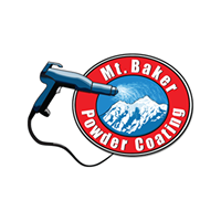Mt Baker Powder Coating logo