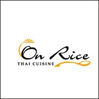On Rice Thai Cuisine logo