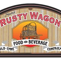 Rusty Wagon  logo