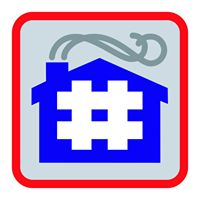 Safety Home Address logo