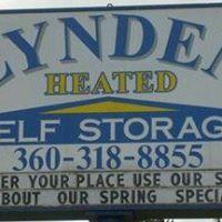 Lynden Heated Self Storage logo