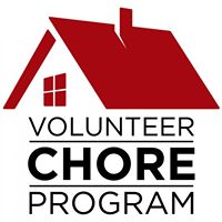 Volunteer Chore Program logo